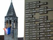 Pločice i zvonik sv. Ante